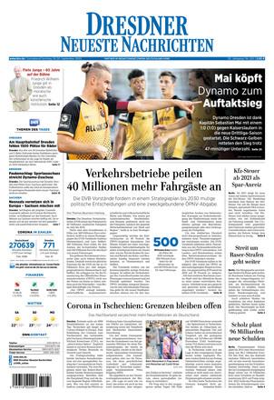 Dresdner Neueste Nachrichten - ePaper;