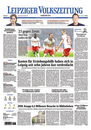Www.Leipziger Volkszeitung